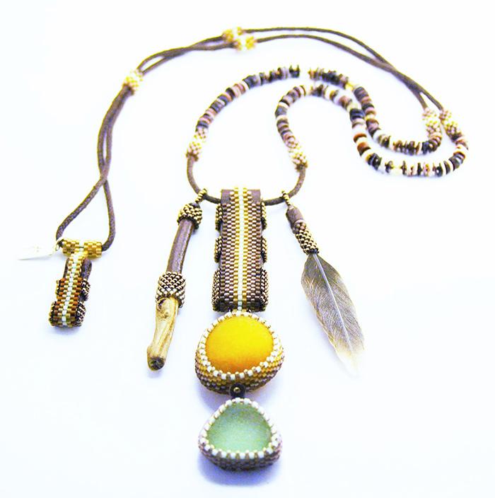 Brand new Ezartesa Handmade Jewelry - Designer Beaded, Fashion Jewelry For Sale RE12